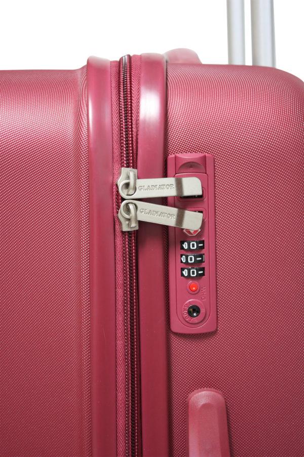 maletas de viaje opera candado
