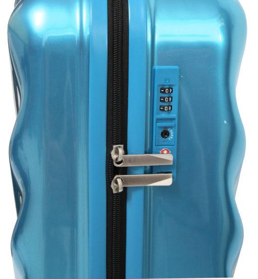 maleta de viaje glam candado tsa