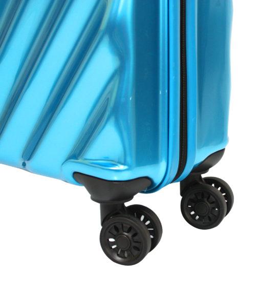 maleta glam ruedas
