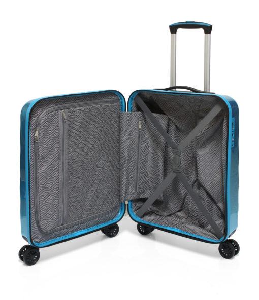 maleta de viaje glam interior