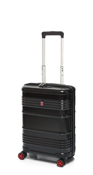 maleta de cabina bidon negro de gladiator