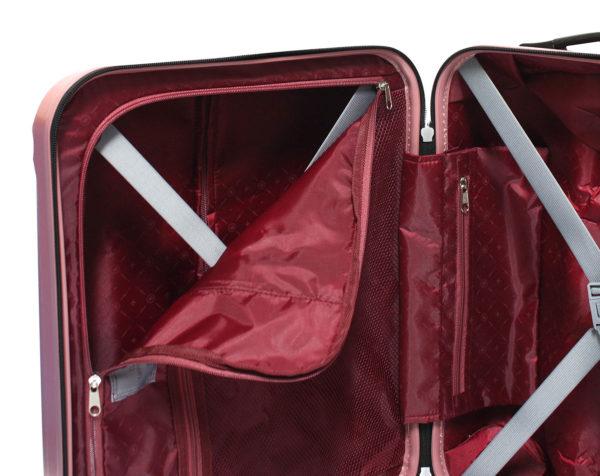 maleta neon matt gladiator interior1