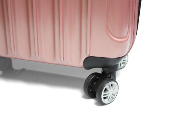 maleta neon matt gladiator rueda