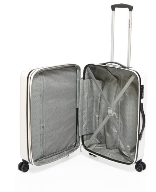 maleta de viaje zebra de gladiator_interior