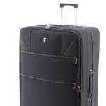 maleta de viaje extra grande negro