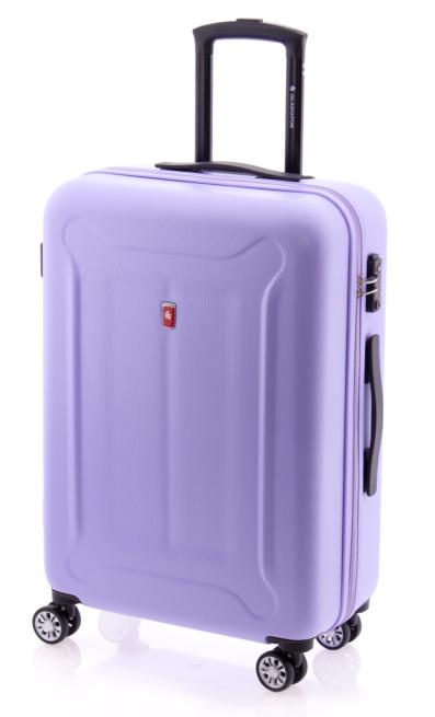maleta de viaje gladiator beetle lila